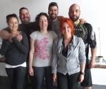 Équipe des membres de la Journée de l'arbre 2016