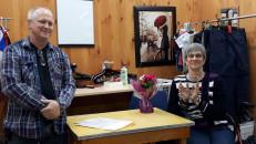 Hommage aux bénévoles 2021-Mme Suzanne Jeté - ABR
